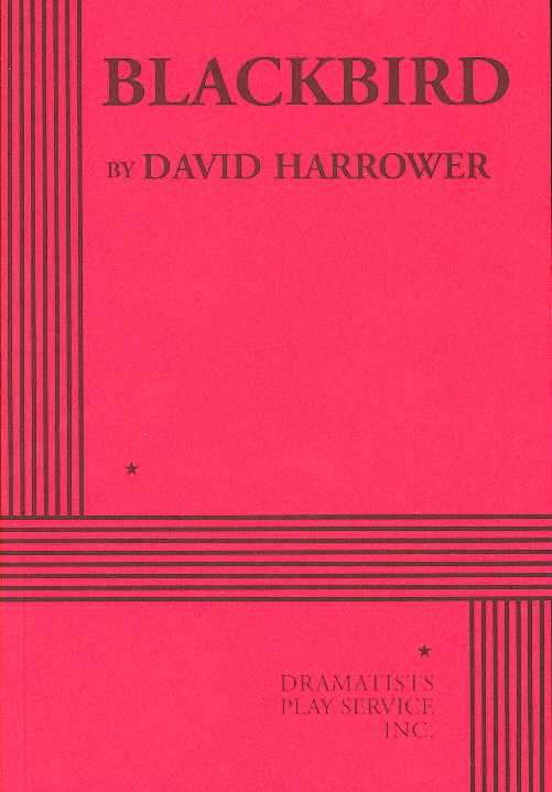 Blackbird By Harrower, David